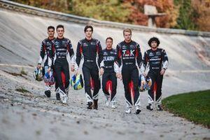 Il programma piloti della Ombra Racing