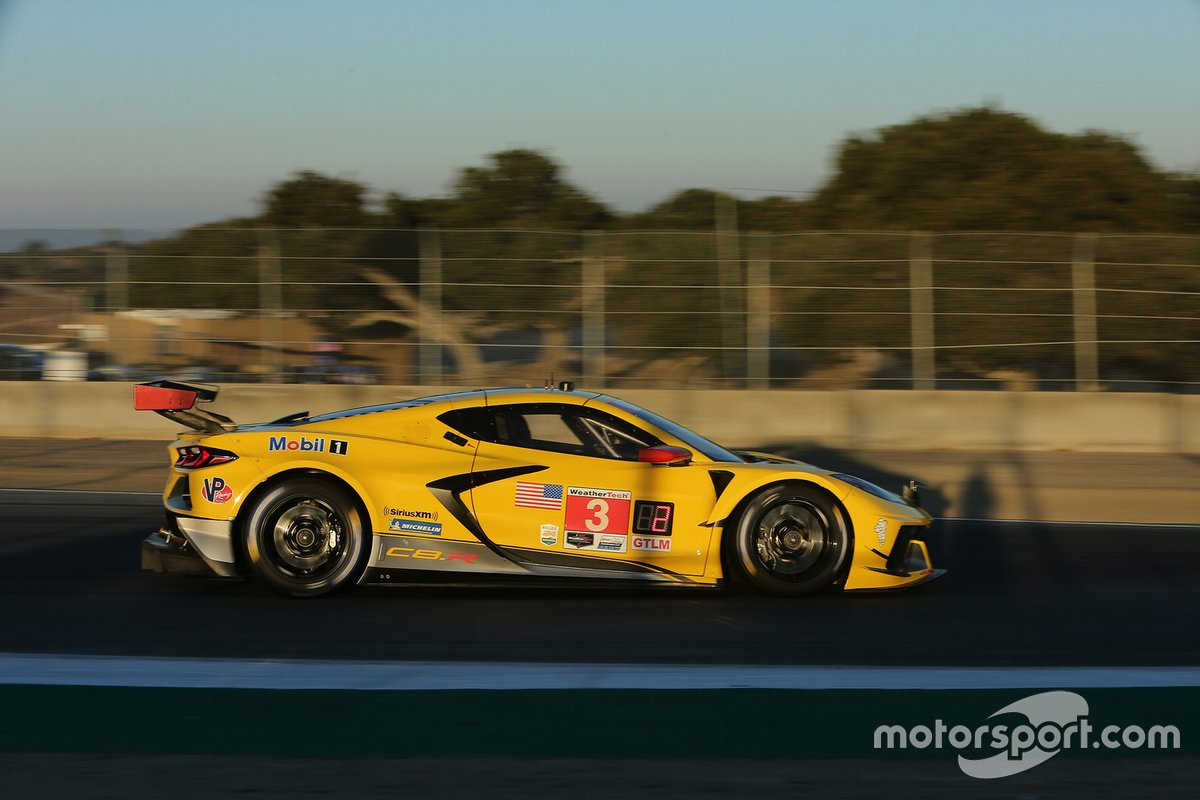 #3 Corvette Racing Corvette C8.R, GTLM: Antonio Garcia, Jordan Taylor