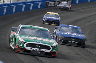 Ross Chastain, Roush Fenway Racing, Ford Mustang Castrol, Chris Buescher, Roush Fenway Racing, Ford Mustang Fastenal