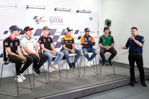 Toni Arbolinio, Ai Ogura, Thomas Salac, Jorge Navarro, Speed Up Racing, Jorge Matin, Red Bull KTM Ajo, Remy Gardner, SAG Racing Team