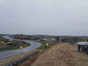 Les travaux de rénovation à Zandvoort