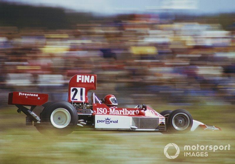 Том Белсо, Williams FW02 Ford