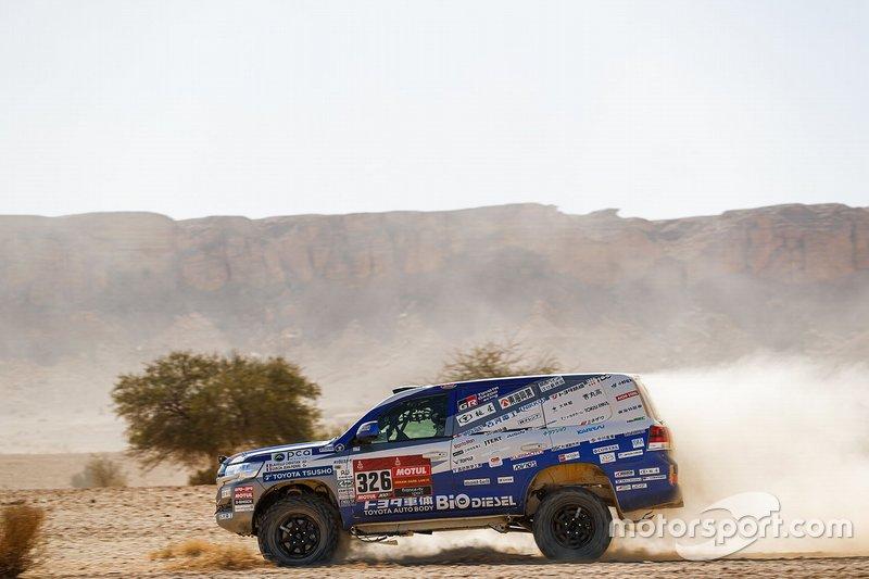 1º categoría T2 (coches de serie): Christian Lavieille, Jean-Pierre Garcin, 5.000€ + 1 trofeo