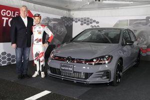 ティル・シェア VWJ代表、ベンヤミン・ロイヒター(WTCR セバスチャン ローブ レーシング)