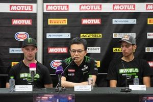 Jonathan Rea, Kawasaki Racing Team, Ichiro Yoda, Kawasaki Racing, Toprak Razgatlioglu, Turkish Puccetti Racing