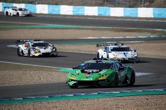 #88 Huracan Super Trofeo Evo, Imperiale Racing: Hans Fabri