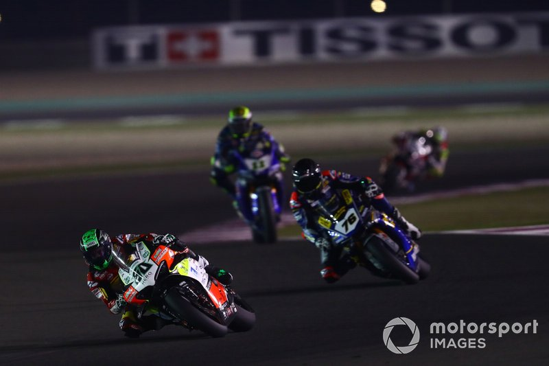 Eugene Laverty, Team Go Eleven, Loris Baz, Ten Kate Racing Yamaha