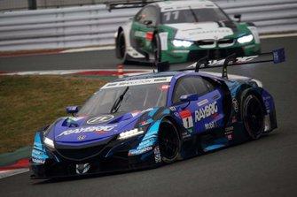 Naoki Yamamoto, Team Kunimitsu Honda NSX-GT