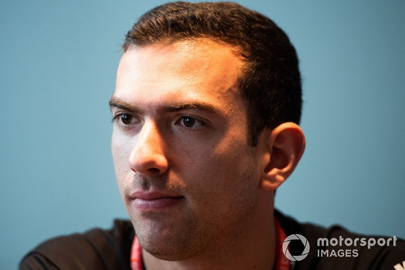 2020 driver announcement of Nicholas Latifi, Williams Racing