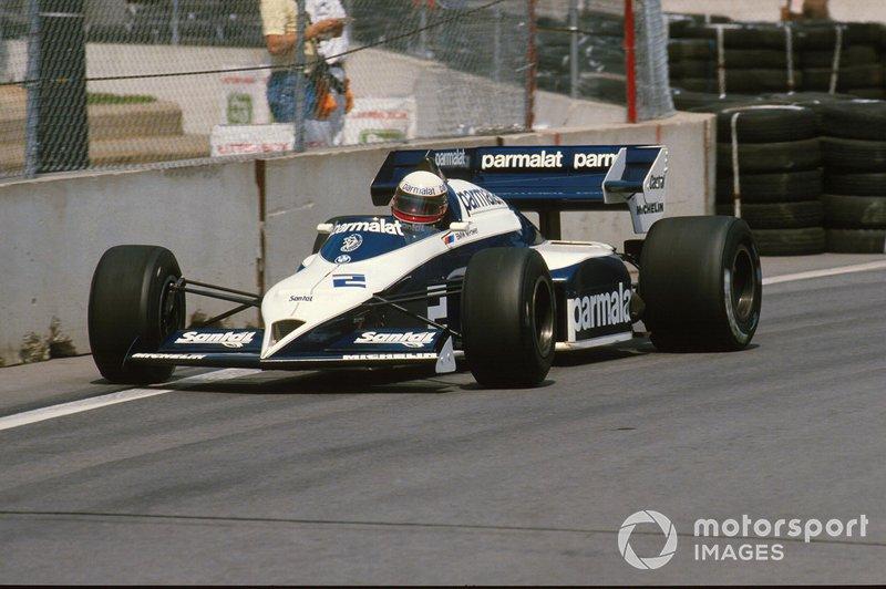 Teo Fabi, Brabham BT53