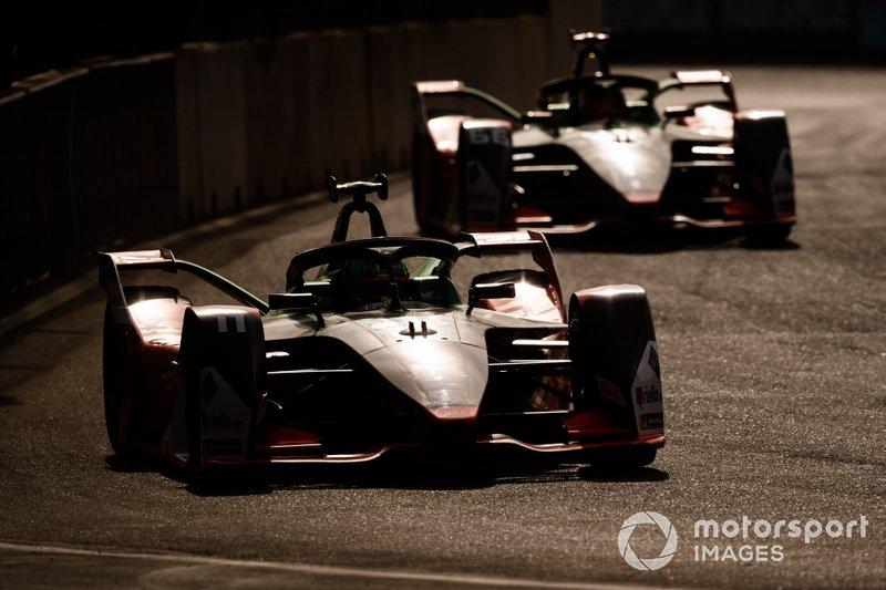 Lucas Di Grassi, Audi Sport ABT Schaeffler, Audi e-tron FE06, Daniel Abt, Audi Sport ABT Schaeffler, Audi e-tron FE06