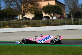 Серхио Перес, Racing Point F1 Team RP20