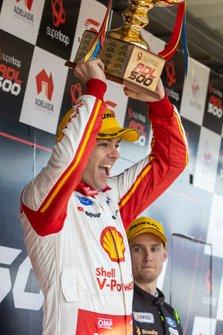 1. Scott McLaughlin, DJR Team Penske Ford, 3. Cameron Waters, Tickford Racing Ford