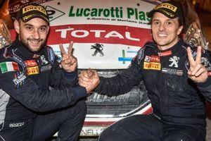 Michele Griso, Giacomo Guglielmini, Peugeot 208 Rally4