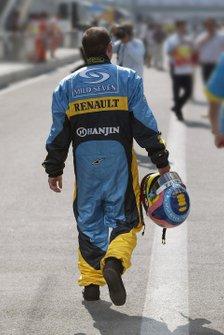 Jacques Villeneuve, Renault F1 Team