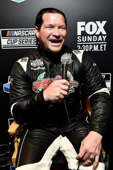 B.J. McLeod, Rick Ware Racing, Ford Mustang