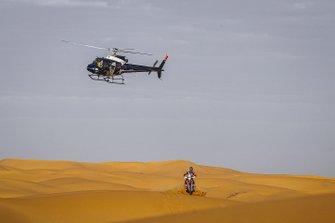 Рики Брабек, Monster Energy Honda Team 2020, Honda CRF 450 Rally (№9)