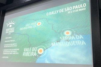 Anúncio do Rally dos Sertões em São Paulo - Governador de São Paulo João Dória e CEO da categoria Joaquim Monteiro