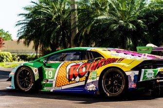 GEAR Racing livery