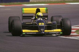 Christian Fittipaldi, Minardi M191B
