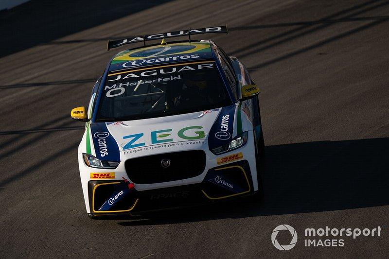Mário Haberfeld, ZEG iCarros Jaguar Brazil