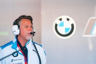 Michael Andretti, Director General y Presidente de Andretti Autosport