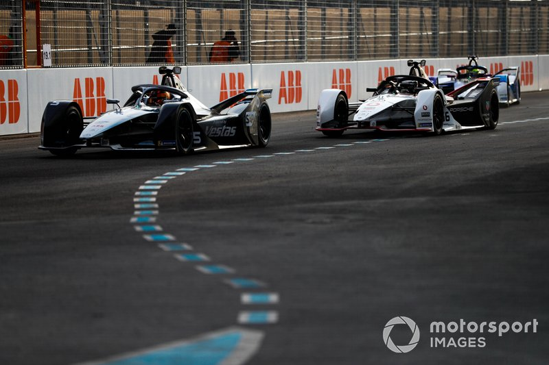 Stoffel Vandoorne, Mercedes Benz EQ, EQ Silver Arrow 01 Andre Lotterer, Porsche, Porsche 99x Electric
