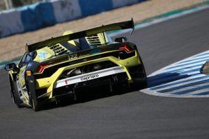 #122 Huracan Super Trofeo Evo, Dream Racing Motorsport: Justin Price, Chad Reed