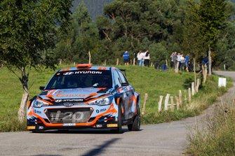 Iván Ares - David Vázquez (Hyundai i20 R5)