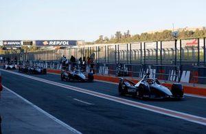 Stoffel Vandoorne, Mercedes Benz EQ Formula, EQ Silver Arrow 01, Nyck de Vries, Mercedes Benz EQ, EQ Silver Arrow 01