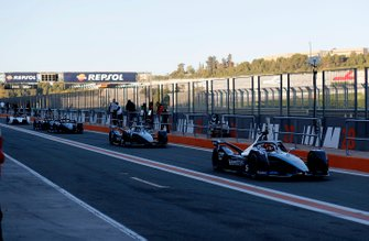 Stoffel Vandoorne, Mercedes Benz EQ Formula, EQ Silver Arrow 01, Nyck de Vries, Mercedes Benz EQ, EQ Silver Arrow 01