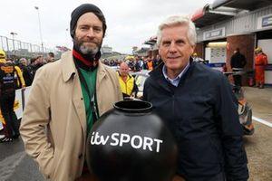 Howard Donald and Steve Rider