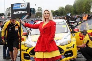 Ollie Jackson, Motorbase Ford Focus