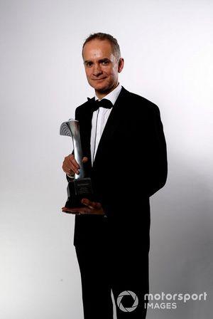 Racing car of the Year award per il Mercedes AMG F1 W10