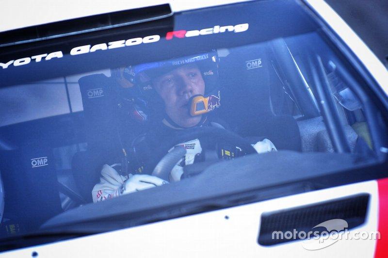 #17 Sebastien Ogier, Toyota Gazoo Racing