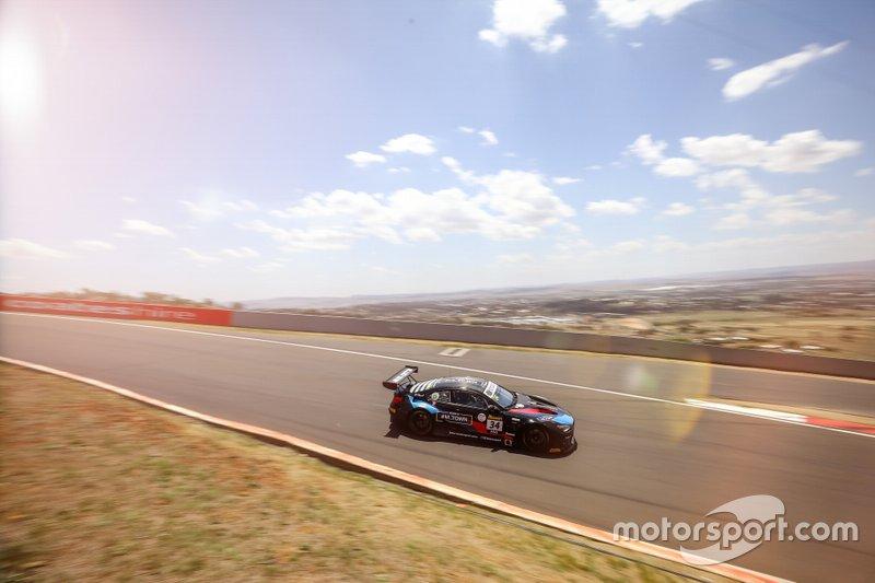 #34 Walkenhorst Motorsport BMW M6 GT3: Augusto Farfus, Nick Catsburg, Chaz Mostert