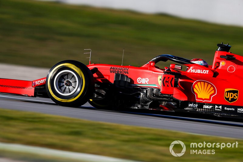 4º Charles Leclerc, Ferrari SF1000: 1:16.360 (con neumáticos C5 en la semana 2)