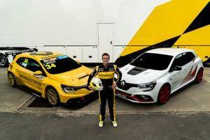 James Moffat, GRM Renault