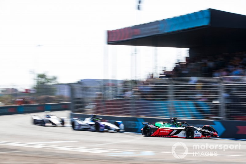 Lucas Di Grassi, Audi Sport ABT Schaeffler, Audi e-tron FE06 Maximilian Günther, BMW I Andretti Motorsports, BMW iFE.20