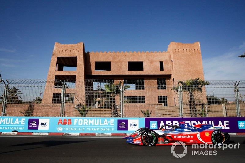 Sam Dejonghe, Mahindra Racing, M6Electro