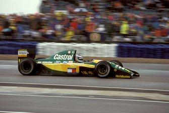 Mika Hakkinen, Lotus 107 Ford