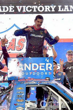 Stewart Friesen, Halmar Friesen Racing, Chevrolet Silverado Halmar International wins