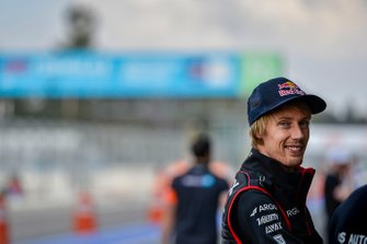 Brendon Hartley, Dragon Racing, Penske EV-4