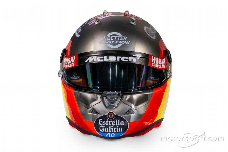 2020: McLaren