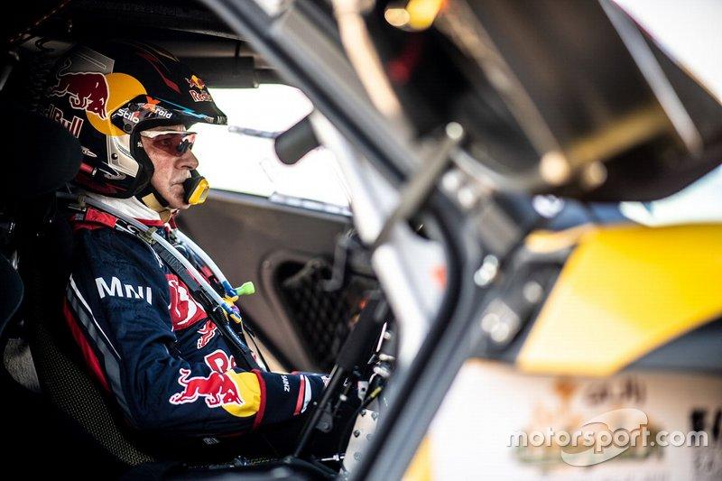 #305 Carlos Sainz, MINI X-Raid