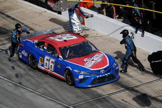 Timmy Hill, Motorsports Business Management, Toyota Camry, pit stop