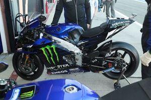 Maverick Vinales, Yamaha Factory Racing' Yamahas