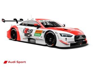 Audi RS 5, Rene Rast
