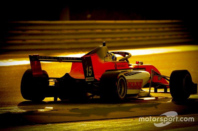 Маттео Нанни, MP Motorsport