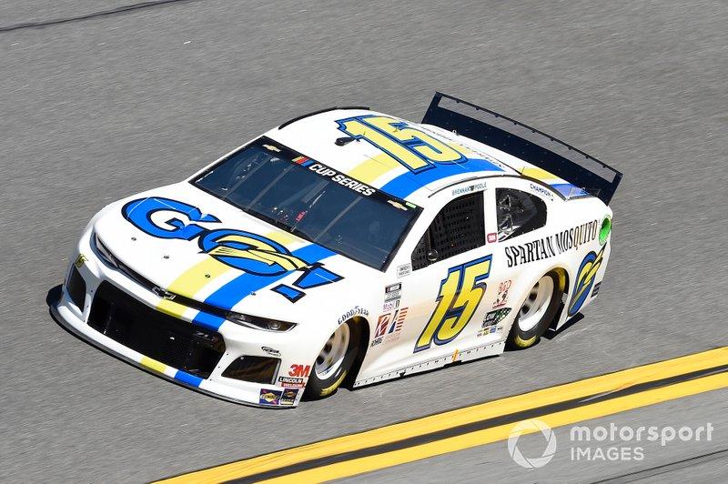 34. Brennan Poole, Premium Motorsports, Chevrolet Camaro SpartanGO
